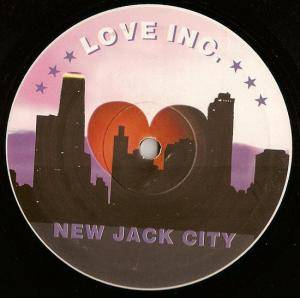 Cover - Love Inc.: New Jack City