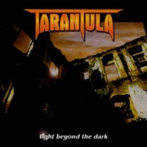 Tarantula: Light Beyond The Dark - Cover