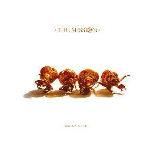 Cover - Mission, The: God Is A Bullet