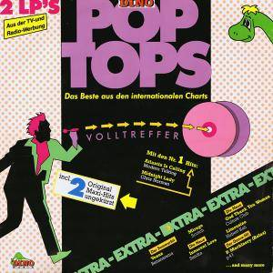 Dino Pop Tops - Cover