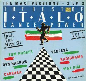 Cover - G & M: Best Of Italo Dance Power Vol. 1, The