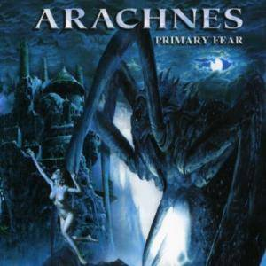 Arachnes: Primary Fear - Cover