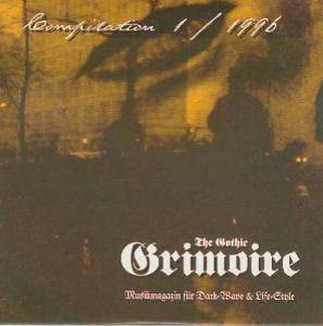 Cover - Stahlinorgel: Gothic Grimoire - Compilation 1/1996, The