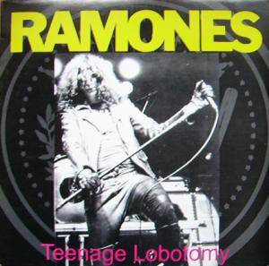 Ramones: Teenage Lobotomy - Cover