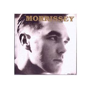 Morrissey: Interesting Drug - Cover