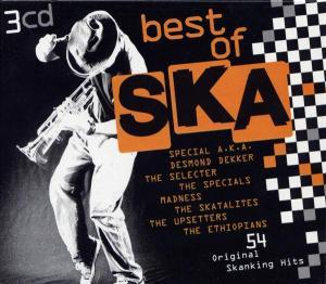 Best Of Ska - Cover