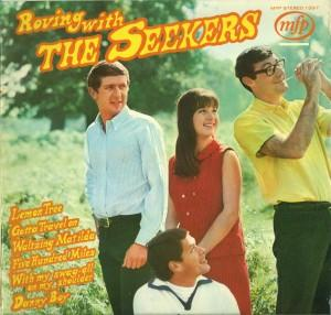 Seekers, The: Roving With The Seekers - Cover