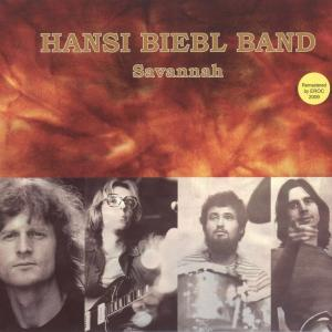 Hansi Biebl Band: Savannah - Cover