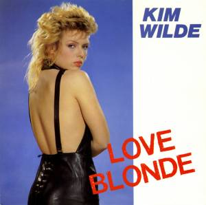 Kim Wilde: Love Blonde - Cover