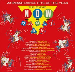 "NOW Dance 86 - 20 Smash Dance Hits - The 12"" Mixes - Cover"