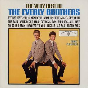 The Everly Brothers: Very Best Of The Everly Brothers, The - Cover