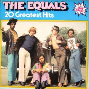 The Equals: 20 Greatest Hits - Cover