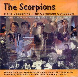 Cover - Scorpions, The: Hello Josephine - Complete Collection