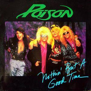 Poison: Nothin' But A Good Time - Cover