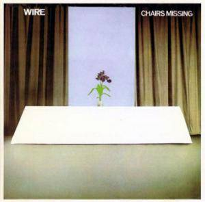 Wire: Chairs Missing - Cover