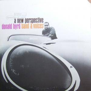 Donald Byrd: New Perspective, A - Cover