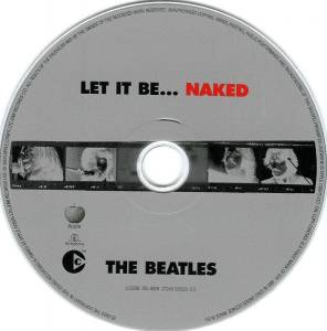 The Beatles: Let It Be... Naked (2-CD) - Bild 3