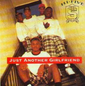 Cover - Hi-Five: Just Another Girlfriend