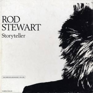 Rod Stewart: Storyteller - Cover