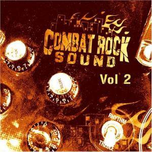 Cover - Lighthouse Project: Combat Rock Sound Vol 2