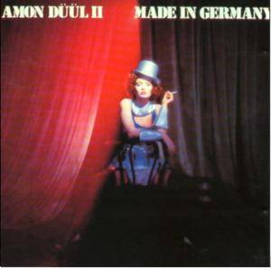 Amon Düül II: Made In Germany - Cover
