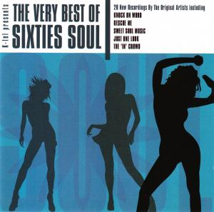 Very Best Of Sixties Soul, The - Cover