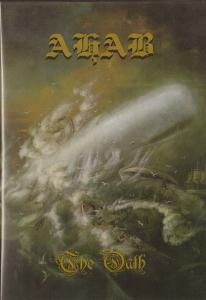 Ahab: Oath, The - Cover