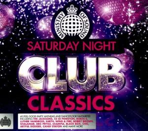 Saturday Night Club Classics - Cover