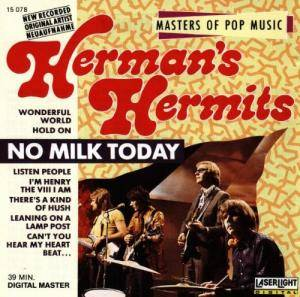 Herman's Hermits: No Milk Today - Cover