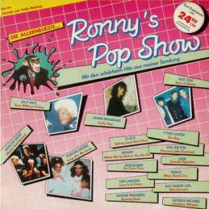 Cover - Savage Progress: Allerneueste... Ronny's Pop Show, Die