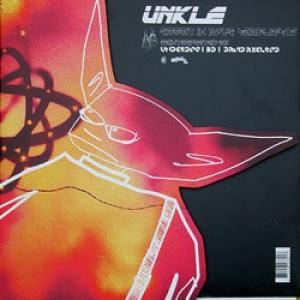 Cover - UNKLE: Rabbit In Your Headlights