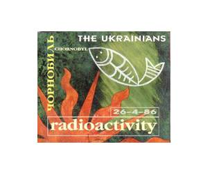 Cover - Ukrainians, The: Radioactivity