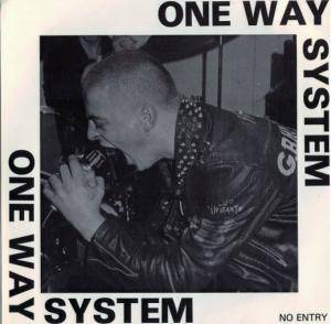 Cover - One Way System: No Entry
