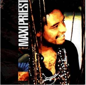 Cover - Maxi Priest: Fe Real