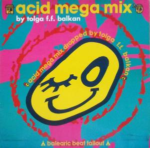 Cover - Yazz And The Plastic Population: Acid Mega Mix