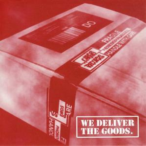 We Deliver Goods. - Cover