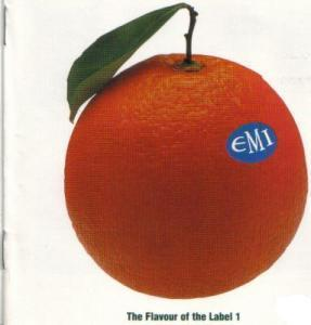Flavour Of The Label 1 - EMI, A - Cover