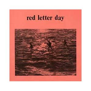 Red Letter Day: Red Letter Day - Cover