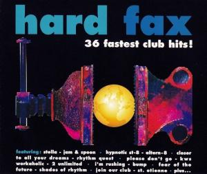 Hard Fax - Cover