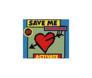 Cover - Activate: Save Me (Megamix)