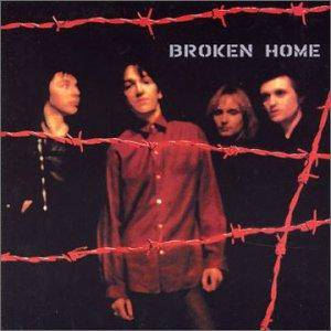 Broken Home: Broken Home - Cover