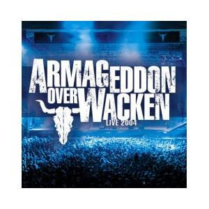 Cover - Blaze: Armageddon Over Wacken - Live 2004