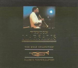 Wynton Marsalis: Gold Collection - Classic Performances, The - Cover