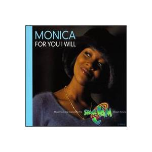 Cover - Monica: For You I Will