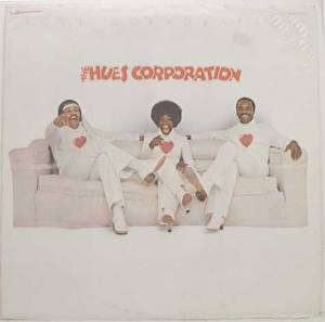 Cover - Hues Corporation: Love Corporation