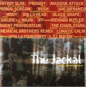 Jackal (O.S.T.), The - Cover