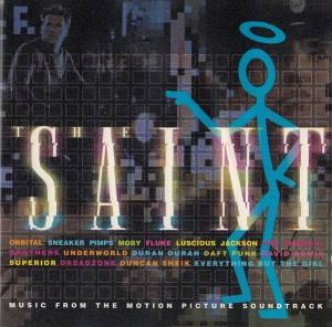 Saint, The - Cover