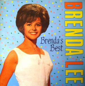 Brenda Lee: Brenda's Best - Cover