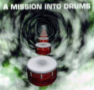 Cover - Ralf Hildenbeutel: Mission Into Drums, A