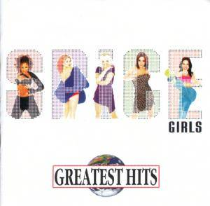 Spice Girls: Greatest Hits - Cover